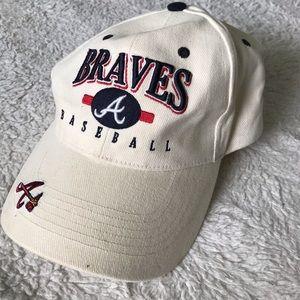 Braves baseball hat